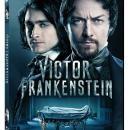 VICTOR FRANKENSTEIN Blu-ray / DVD Release Date Details