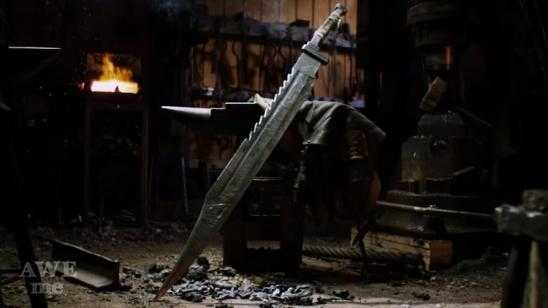 Pyramid Heads Great Knife from SILENT HILL Forged by Man At Arms [Video]