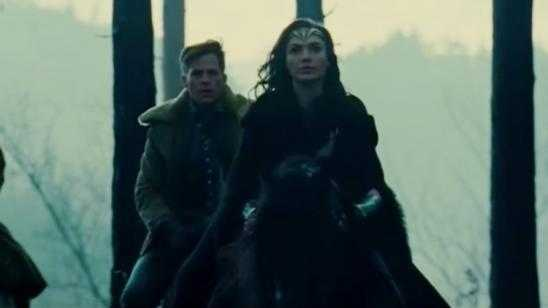 First Footage from Solo WONDER WOMAN Film [video]