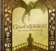 GAME OF THRONES Season 5 Blu-ray / DVD Release Date Details