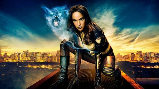 First Look at ARROWS Megalyn Echikunwoke as Vixen