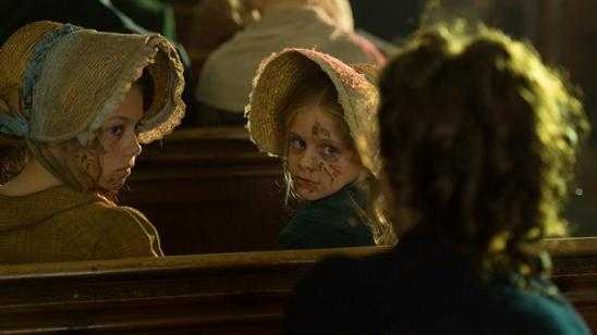 New Photos and Clip for PRIDE AND PREJUDICE AND ZOMBIES