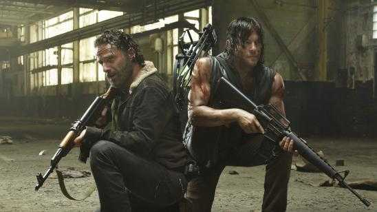 AMC to Release the First Four Minutes of THE WALKING DEAD MID-SEASON 6 Premiere on Wednesday
