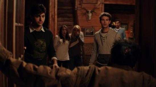 New Photos for CABIN FEVER REMAKE