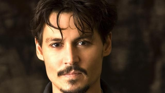 Universal Pictures The Invisible Man Casts JOHNNY DEPP