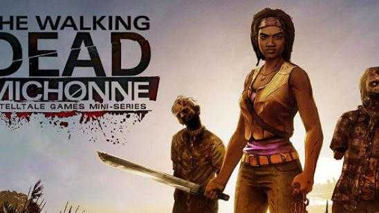 First 6 Minutes of TellTales THE WALKING DEAD: MICHONNE Video Game [Video]