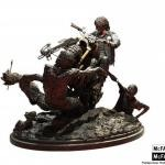 Daryl Dixon McFarlane Statue 05