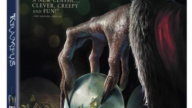 KRAMPUS Blu-ray / DVD Release Details