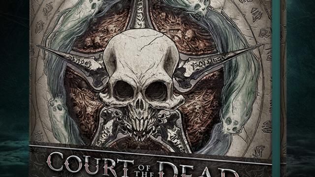 Sideshow Collectibles COURT OF THE DEAD Book Release Details and Preview Photos