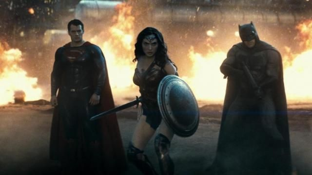BATMAN V SUPERMAN: DAWN OF JUSTICE Getting a R-Rated Ultimate Edition Release