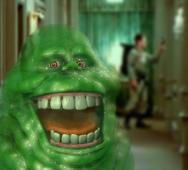 Slimer Confirmed for GHOSTBUSTERS Reboot!