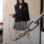 Gogo Kill Bill Street Art