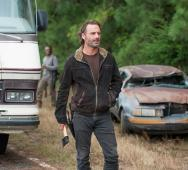 THE WALKING DEAD Season 6 Episode 12 NOT TOMORROW YET Photos / Preview Videos