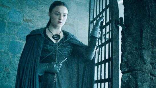 Sophie Turner Slips About GAME OF THRONES Season 6 Spoiler!?
