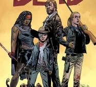 THE WALKING DEAD Coloring Book Photos
