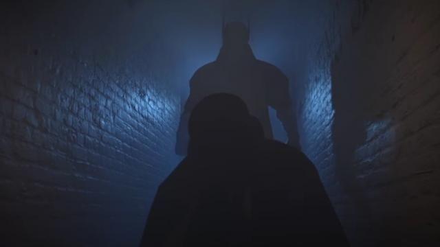 BATMAN VS JACK THE RIPPER - Fan Film RIPPER [Video]