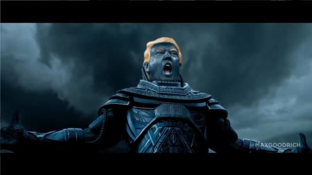 Donald Trump: Apocalypse (X-MEN: APOCALYPSE Parody) [Video]