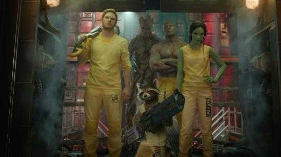GUARDIANS OF THE GALAXY / SUICIDE SQUAD Trailer Mashup Video