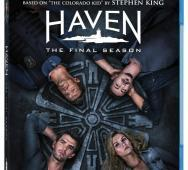 SYFY HAVEN Season 5 Blu-ray / DVD Release Date Details