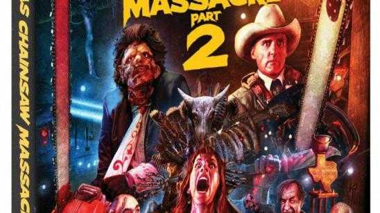 THE TEXAS CHAINSAW MASSACRE 2 Collectors Edition Blu-ray Bonus Features Revealed