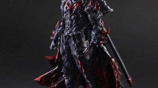 Square Enix Samurai Batman Action Figure
