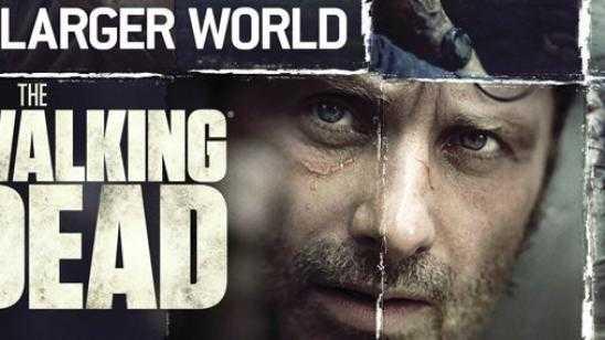 THE WALKING DEAD Season 6 Finale Has 90-Minute Runtime