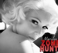 MARILYN: ZOMBIE HUNTER Casts Krista Grotte