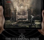 THE CLEANSING HOUR Short Horror Film Trailer and Poster [Video]