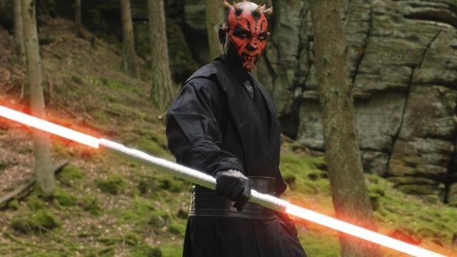 DARTH MAUL: APPRENTICE - Must See STAR WARS Fan Film [Video]