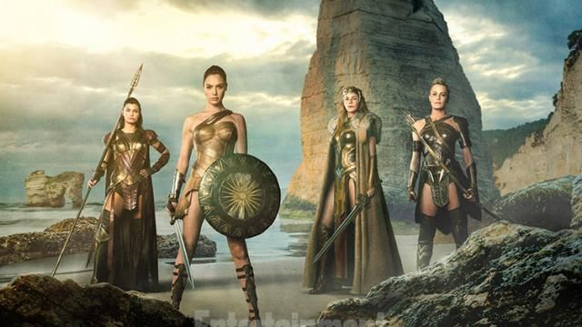 Stunning First Look at WONDER WOMANs Amazon Warriors