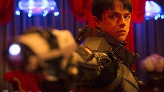 Photos from Luc Bessons New Sci-fi Film VALERIAN