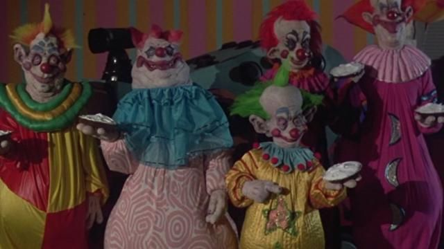KILLER KLOWNS FROM OUTER SPACE TV Series!?