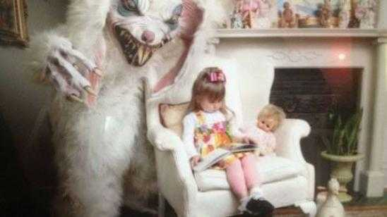 STEPHEN KING / HELLHORROR Wish You a Happy Easter!