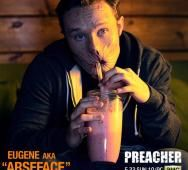 First Look at Eugene ARSEFACE Root in PREACHER TV Series