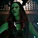 Zoe Saldana Gamora Still