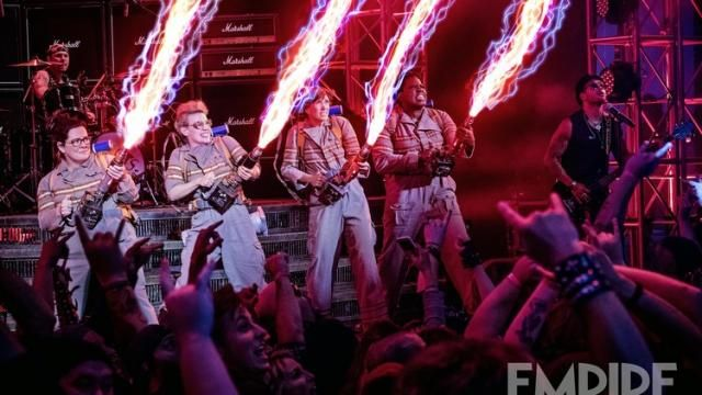 GHOSTBUSTERS Open Fire Photo