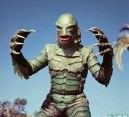 Color Photos from CREATURE FROM THE BLACK LAGOON