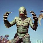 Creature From The Black Lagoon Color Photos