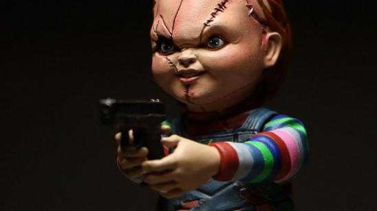 Mezcos Chucky Action Figure [Collectible]