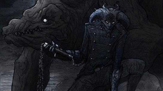 Mythological Demon-Hunting Film Concept Titled GHOSTER [Video]