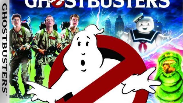 GHOSTBUSTERS / GHOSTBUSTERS II 4K Ultra HD / Blu-ray / Digital Release Details
