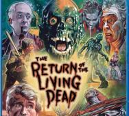 THE RETURN OF THE LIVING DEAD Collector's Edition Blu-ray Release Details