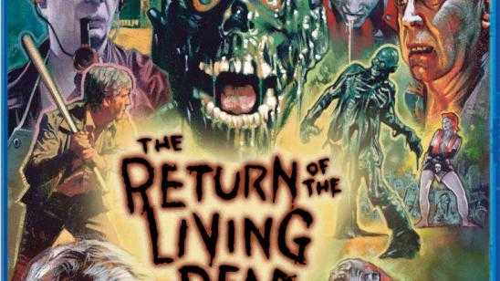 THE RETURN OF THE LIVING DEAD Collectors Edition Blu-ray Release Details