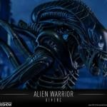 Alien Warrior Figure 01