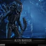 Warrior Alien Figure 02