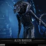 Warrior Alien Figure 03