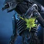 Warrior Alien Figure 04