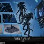 Warrior Alien Figure 06