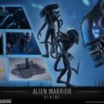 Warrior Alien Figure 06