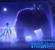 First Look at Guillermo del Toro's Animated Netflix TROLLHUNTERS Series